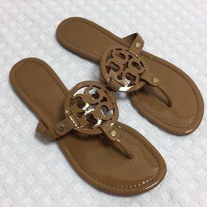 28f259b516d2 Women s Tory Burch Miller Sandals Size 9 on Poshmark